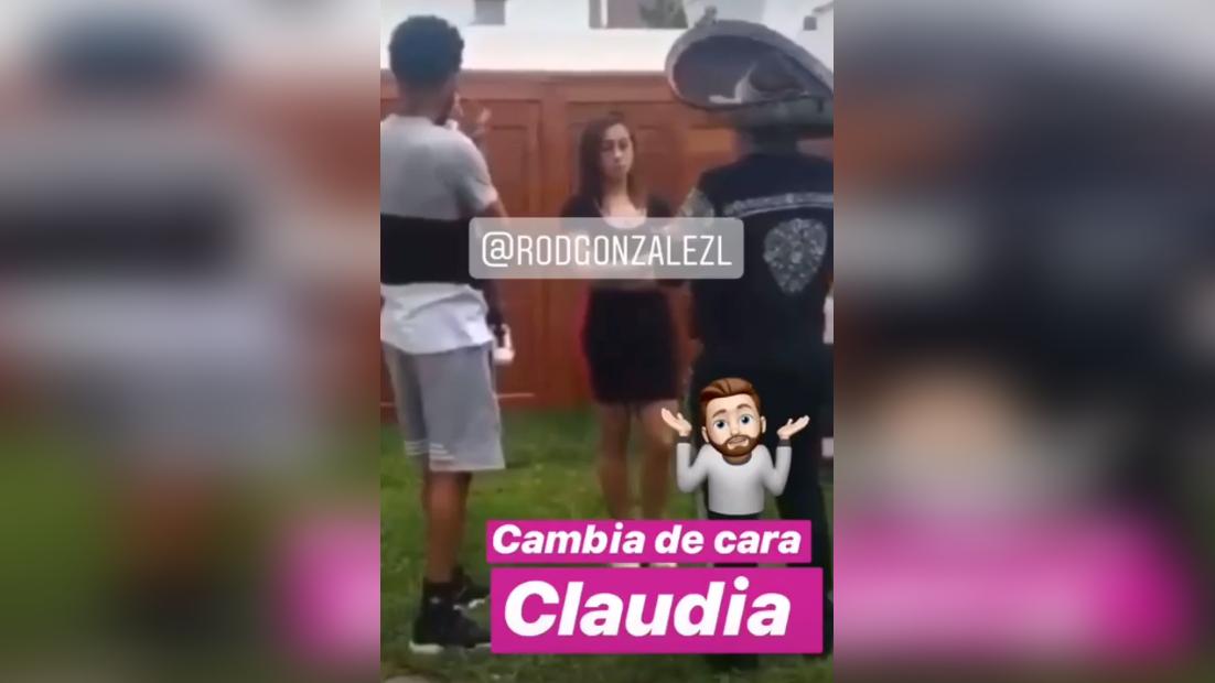 Pedro Gallese le llevó mariachis a su esposa para que lo perdone [VIDEO]