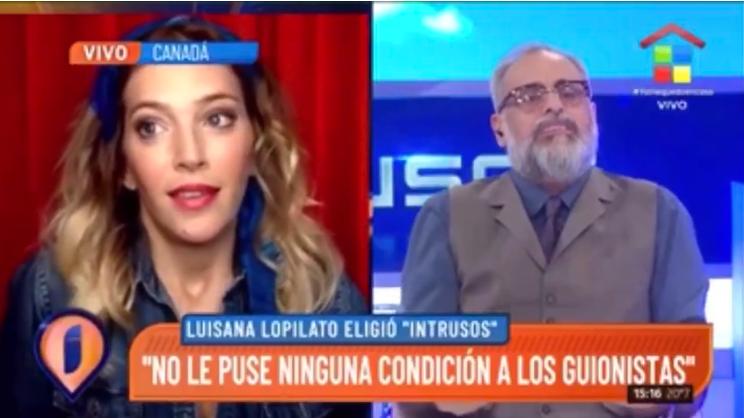 """Luisana Lopilato sobre supuestas agresiones de Michael Bublé: """"No soy tontita, no me callaría si me pasara una cosa así"""""""