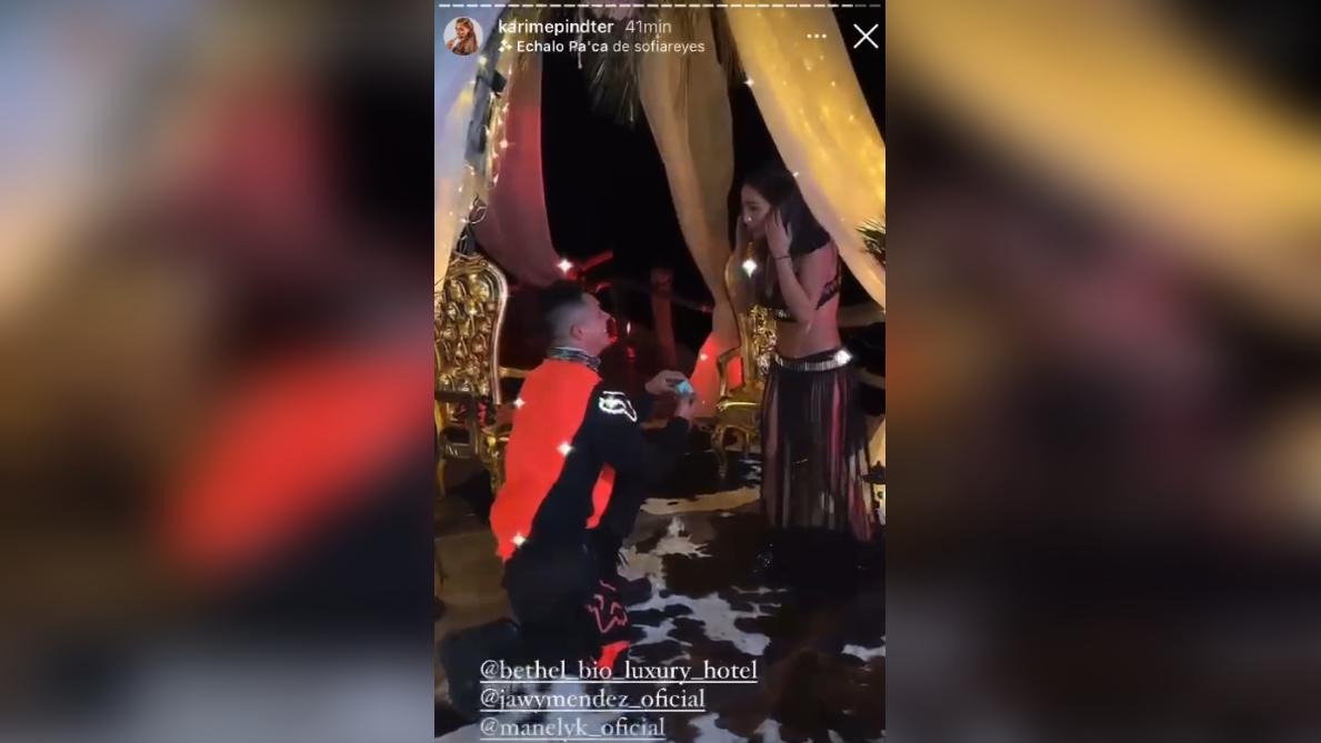 Acapulco Shore: Mane y Jawy se comprometieron en una fiesta [VIDEO]