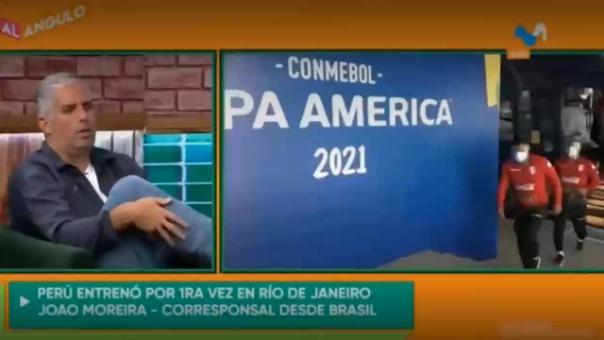 Christian Cueva sí jugaría en el partido frente a Brasil en Copa América