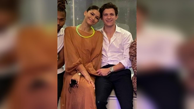 El video que confirmaría la relación de Tom Holland y Zendaya