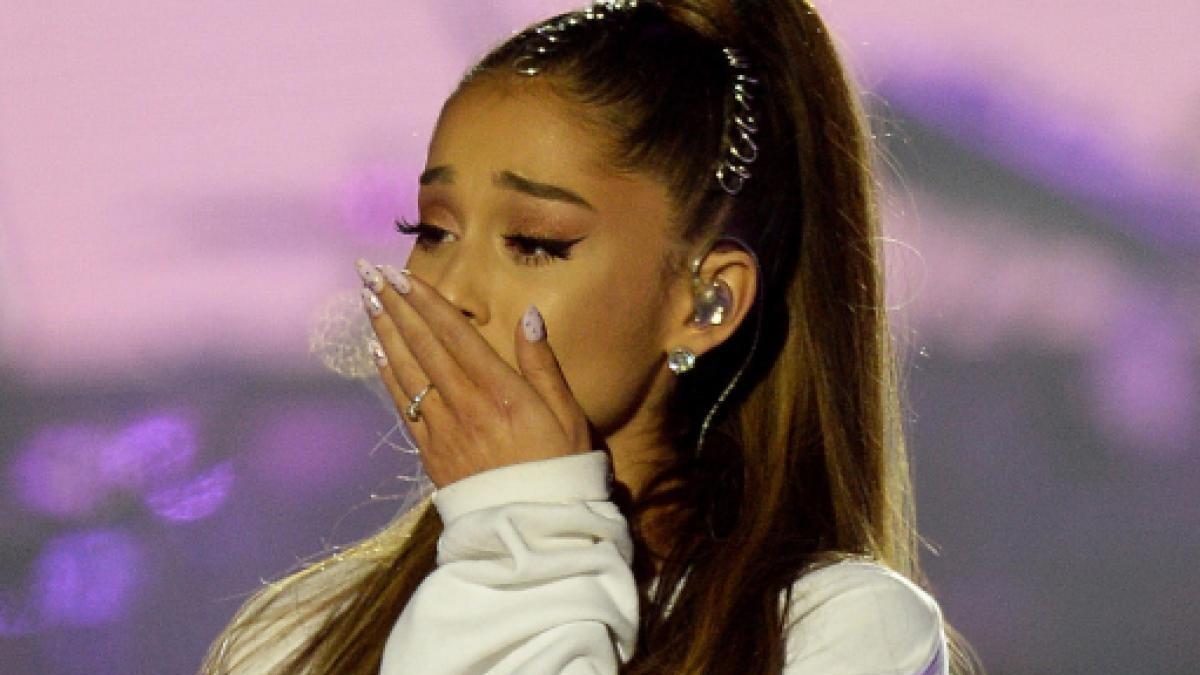 La reacción de Ariana Grande al escuchar 'El Triste' de José José [VIDEO]